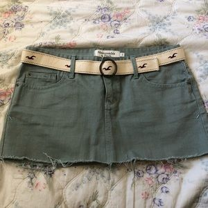Vintage Abercrombie and Fitch mini skirt